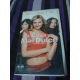 La Cosa Mas Dulce-2002-vhs