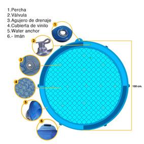 Solar Sun Rings Anillo Solar Calentador De Alberca