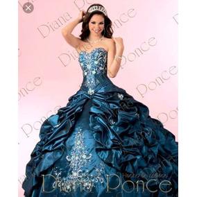 Vestido De Xv Años Diseñadora Diana Ponce