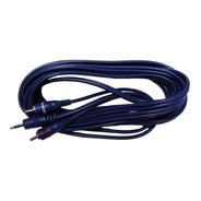 Cable Mini Plug A Rca 3.5mm Profesional 6 Mts Premium Pc