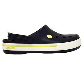 Crocs Crocband 2.5 Originales Mens Navy Citrus - Toto