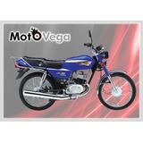 Suzuki Ax 100 - Motovega - Tipo Honda Cb1 Descuento