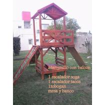 Casita Mangrullo Infantil Super Oferta
