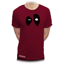 Deadpool / Playeras Y Blusas /