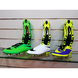 Tacos Futbol Adulto Nike Hypervenom 100% Original