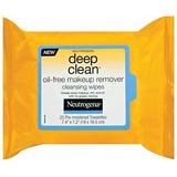 Neutrogena Deep Clean Sin Aceite Maquillaje Toallitas Remov