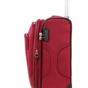Maleta Viaje Voyage 29 American Tourister Rojo Equipaje