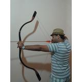 Arco E Flecha (4 Flechas) Pvc Mongol Para Tiro Com Flecha