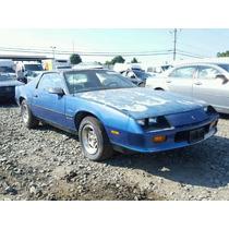 Chevrolet Camaro 1982-1992 Tablero Sin Accesorios