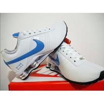 Tenis Nike Shox 4 Molas Masculino Original Importado