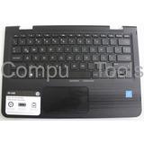 Carcasa Mousepad C/teclado Hp X360 11-ab009la Np F4104000340