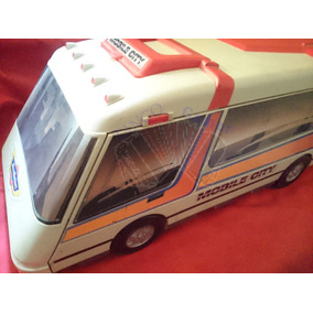 Micromachines Mobile City (combi Ciudad) - Galoob (1991)