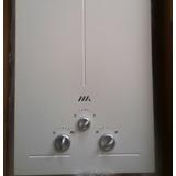 Calentador De Agua A Gas 7 Litros Por Minuto.