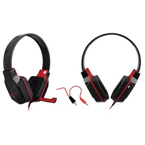 Fone De Ouvido Com Microfone Gamer Headset Ph073 Multilaser
