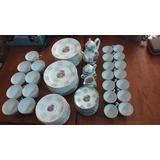 Juego De Te Y Cafe Porcelana Japonesa 75 Piezas