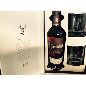Whisky Glenfiddich 18