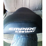 Forro De Moto Empire Matrix Elegance (instalacion Gratis)