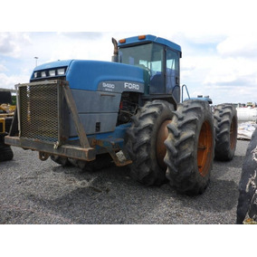 Tractor Agrícola 4x4 De 264 Hp New Holland 9480 (ford)
