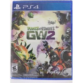 Plants Vs Zombies Gw2 Ps4 Nuevo Sellado Disco Físico Origina