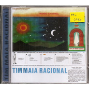Cd Tim Maia - Racional Volumes 1 E 2