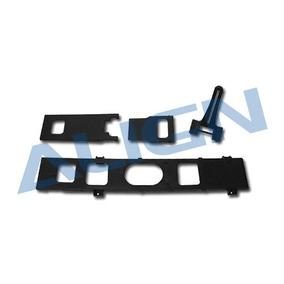 H60028t Main Frame Parts Peça Original Algin Trex 600