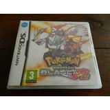 Pokémon Edición Blanca 2 En Español Original Completo