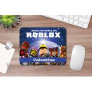 Mousepad Personalizado Roblox Con Nombre