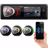 Mp3 Player Quatro Rodas Mtc6610 Bluetooth Usb Aux