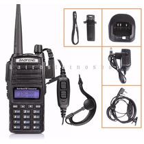 Rádio Ht Dua Band Baofeng 8w Vhf Uhf Profissional Uv-82