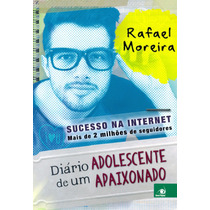 Livro Diário De Um Adolescente Apaixonado