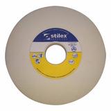 Rebolo Pedra Esmeril Stilex 6x3/4x1 - 1/4 Aa100 - (branco)