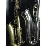 Partituras Con Sus Pistas Para Saxo Tenor Y Saxo Alto