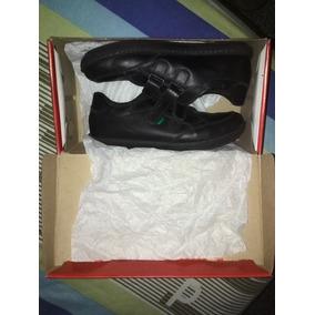 Zapatos Kickers Originales Escolares Talla 37 Nuevos
