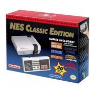 Nintendo Nes Classic Edition Mini Original + 30 Juegos Nes