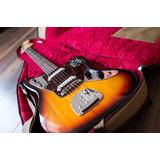 Jaguar Squier By Fender
