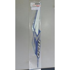 Adesivo Carenagem Yamaha Neo Azul Direito 2008