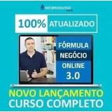 Curso Fórmula De Negocios Online Fno 3.0 2018 Mais Brindes