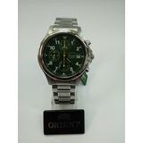 Reloj Hombre Orient Ctt00002f0. Crono. Nuevo. Envío Gratis