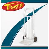 Carro Carreta Tisera Reforzada 130kgs 2 Ruedas Car-04
