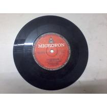 Disco Simple Vinilo Microfon 3512 R Davis Y Tequila Bross