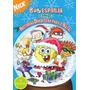 Dvd Bob Esponja E Amigos - Histórias Divertidas Para O Natal