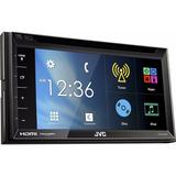 Pantalla Jvc Kw-v620bt Doble Din 6.8 Dvd Bluetooth Kamaleon