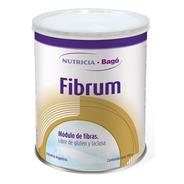 Nutricia Bagó Fibrum Sabor Neutro Lata 350 Gr