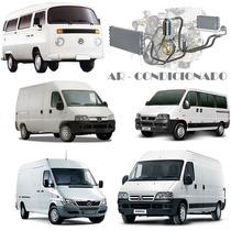Kit Ar Condicionado Vans / Sprinter / Ducato / Boxer / Kombi