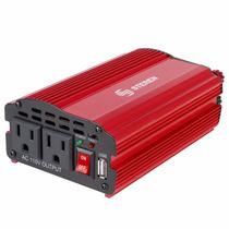 Inversor De Voltaje 400 Watts Steren Inv-400