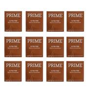 Preservativos Prime Ultra Fino 12 Cajitas X 3 Unidades
