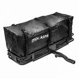 Mockins Hitch Mount Cargo Carrier Y Carga Bolsa