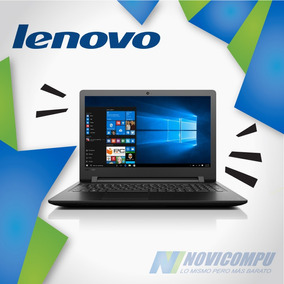 Laptop Lenovo Quad Core 1tb+ 6gb Ram+ Dvdwr+ W10+ 101 Teclas