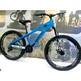 Promoção Bicicleta Gios Frx Vmaxx 21v Cambio Shimano Disco
