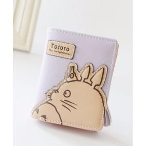 Cartera Totoro Mi Vecino Totoro Varios Colores Envío Gratis!